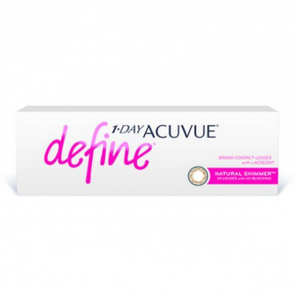 ACUVUE 1 Day Acuvue Define