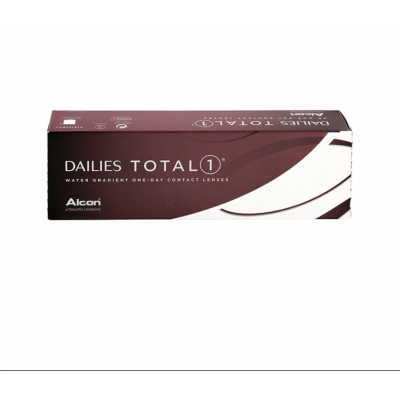 Alcon Dailies Total 1 - Bundle Buy 2 Boxes