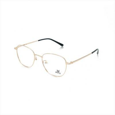Gold Square FOWL-P19007TL-C03  Eyeglasses